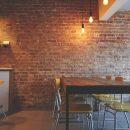 Déco industrielle pour une salle à manger