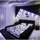 Installer un système d'éclairage original pour sa chambre