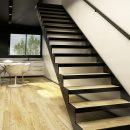 Escalier métallique : une nouvelle tendance sur la décoration intérieure
