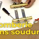 Comment mettre en œuvre une plomberie sans soudure?