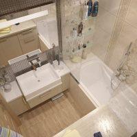 Quelles astuces pour bien aménager une petite salle de bain ?