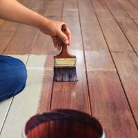 Quelle peinture pour une maison en bois ?
