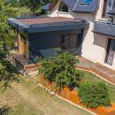 Agrandir sa maison avec l'extension à toit plat Dext