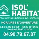 Isolation des combles avec ISOL'HABITAT84